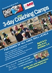 3-Day Coaching Camps - Don't Miss Out!