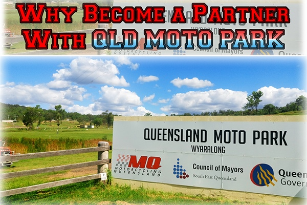 QLD Moto Park Sponsorship Opportunities