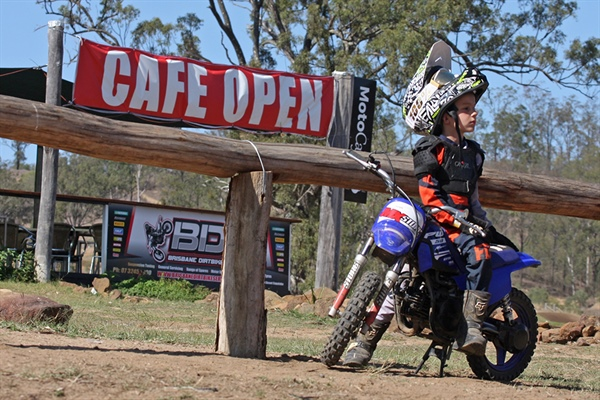 MOTO CAFE OPEN EVERY WEEKEND