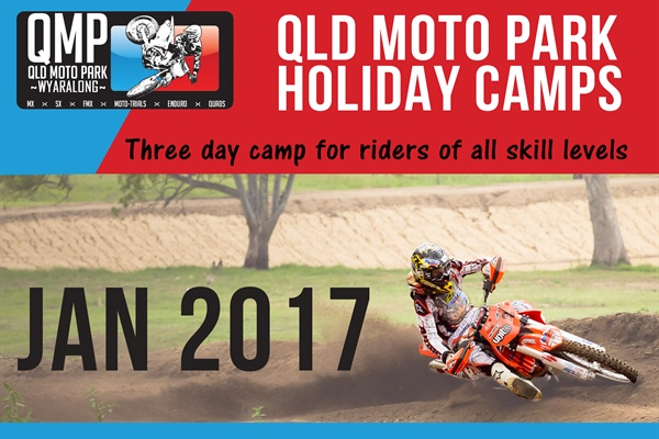 NEW CAMP DATES FOR 2017 TO COME